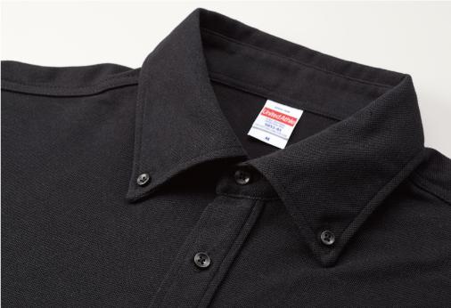 綿ポロシャツ